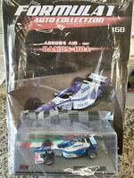 ARROWS A18 DAMON HILL 1997 FORMULA 1 AUTO C.  #168 1:43 MIB DIE-CAST
