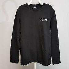 Dickies Rossville Black Sweat Crew Neck 02 200150 Pullover Sweatshirt schwarz XL