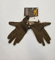 Browning Hell's Canyon Riser Liner Hunting Gloves With SENT CONTROL