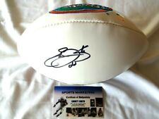 EMMITT SMITH SIGNED AUTOGRAPH FLORIDA GATORS FOOTBALL GTSM COA W/PICS & HOLOGRAM