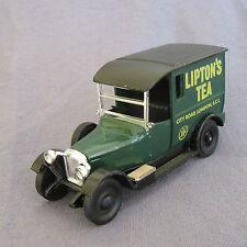678D Matchbox Yesteryear Talbot Van Lipton's Tea