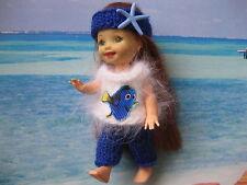 shelly kelly barbie tommy Puppenkleider Findet Dorie Handarbeit Unikat Nr. 0019