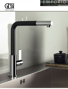 Gessi Emporio  Pull Out Kitchen Mixer 17053 Italian Designed and Manufactured