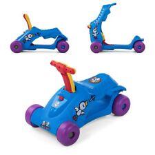 Baby Vivo Lauflernwagen Lauflernhilfe Scooter Gehhilfe Kinderroller 2in1 Walker