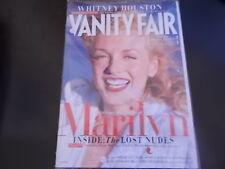 Marilyn Monroe, Whitney Houston - Vanity Fair Magazine 2012