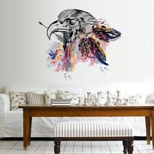Creative Eagle Animal Wall Sticker Bedroom living Office Rooms Tattoo Art Décor