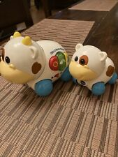 Vtech Kiss & Care Mama And Baby Cow
