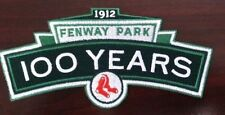 """Red sox patch Boston Red Sox Fenway Park 100 years  MLB  sleeve patch 5.5"""""""