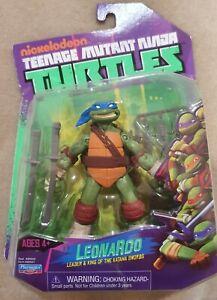 Playmates Toys - Nickelodeon TMNT - Leonardo. Brand New Unopened.