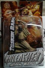 "Star Wars 2004 8"" UNLEASHED TUSKEN RAIDER New & Unopened Figure Statue"