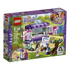 Educational Toys Lego Friends Art Emma Summer Girls For New Building 210 Pieces