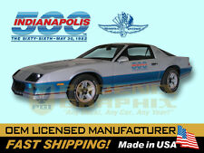 1982 Chevrolet Camaro Indy 500 Pace Car Decals & Stripes Kit