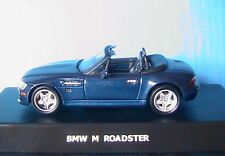 BMW M ROADSTER BLEU METAL MAXICAR 1/43 MAXI CAR BLAU METALLIC BLUE GERMANY