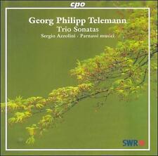 Telemann: Trio Sonatas, New Music