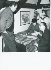 ZIZI JEANMAIRE  1965  PHOTO  ORIGINAL  ORTF TV