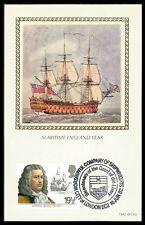 GB UK MK 1982 servizio di navigazione nautica Maritim Navi Ship carte MAXIMUM CARD MC bb12