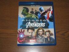 The Avengers (Blu-Ray, 2012)  - Marvel Studios Phase 1 - No Digital Copy