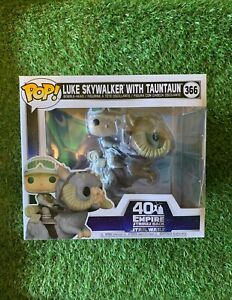 Funko Pop! Star Wars- Luke Skywalker With Tauntaun 336