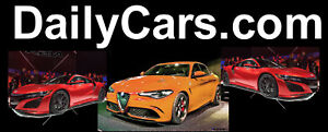 Daily Cars .com Product Website Old Classic Cars Web Store Domain Name Car a Day