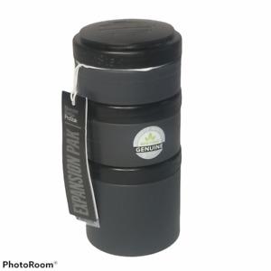 BlenderBottle pro stak ProStak Twist n' Lock Storage Jars Expansion 3-Pak with