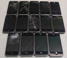 Lot of 14 Apple iPhone 3G 16GB A1241 AT&T Black - POWER UP, GOOD LCD, READ BELOW