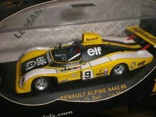 IXO LMC044 - Renault Alpine A442 Le Mans 1977 #9 - 1:43 Made in China
