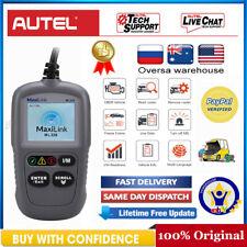 AUTEL ML329 OBD2 Diagnostic Scanner Tool EOBD Fault Code Reader Check I/M DTCs