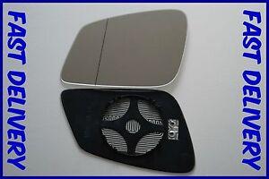 Vetro Piastra Specchio Retrovisore Bmw Serie 5 Gt F07 2009 Sinistro Termico