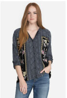 NEW Johnny Was Rumi Blouse, Large