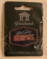 Elvis Presley's Memphis Collectible Enamel Pin Direct From Graceland