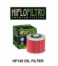 HiFlo HF145 Keeway 250 Land Cruiser YFM700 Raptor ATV Quad 4Wheeler Oil Filter