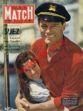 Paris Match n°383 du 11/08/1956 Grotte de Rouffignac Suez Nasser Dietrich