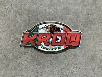 KROQ X Mexico - Sticker (OG)