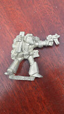 Warhammer 40k Space Marine Rogue Trader Techmarine - Metal - Stripped