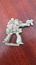 Warhammer 40k Space Marine Rogue Trader Techmarine - Metal - Stripped