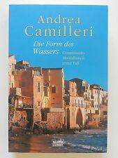 Andrea Camilleri Die Form des Wassers Montalbanos erster Fall Bastei Lübbe