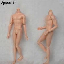 26cm 14 Movable Jointed Doll Body For Boy Doll Ken 1/6 Male MAN Naked Body DIY