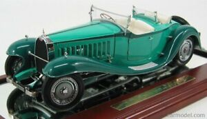 1:18 Bugatti Roadster Esders 1932 by Bauer with box, docs and original packing