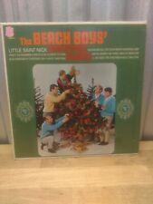 Vintage Vinyl Beach Boys Christmas Album Capitol Records SM2164