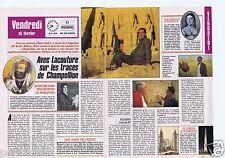 Coupure de presse Clipping 1989 Jean Lacouture  (2 pages)