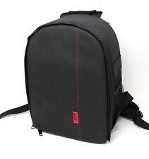 Caden Backpack Digital DSL Camera Case Shoulders Bags Waterproof Men Women Black