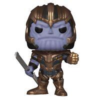 Funko Pop Thanos With a Double Sword Avengers Endgame Marvel Similar Model 10cm