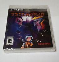Teslagrad (Sony PlayStation 3, 2015) new ps3