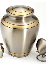 Durham Pewter Keepsake Cremation Ashes Urn - UU400010B