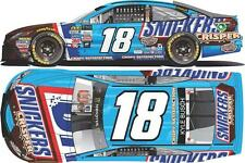 2017 KYLE BUSCH #18 SNICKERS CRISPER 1:64 ACTION NASCAR DIECAST IN STOCK