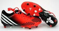 Adidas Predator LZ XTRX SG Fußballschuhe Schwarz Rot Soccer Gr. 39  40