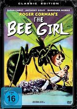 Roger Corman THE BEE GIRL The Wasp Mujer SUSAN CABOT DVD nuevo