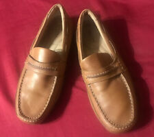 SPERRY TOP SIDER LOAFER LEATHER BOAT SHOES SLIP-ONS MENS SIZE 9