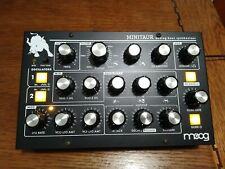 Moog Minitaur synth