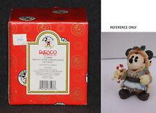 New listing Disney Enesco Mickey Mouse as Victorian Santa Figurine Unopened!